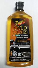 Meguiars Gold Class Car Wash Shampoo 473ml Mothers Turtle Wax HSV FPV BMW WRX