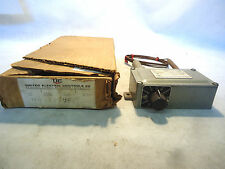 NEW UNITED ELECTRIC CONTROLS TYPE ES MODEL 9308 50-150F TEMPERATURE SWITCH