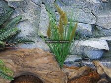 Grass Tussock 45cm Plant Reptile Enclosure Snake Lizard Frog Desert Cage ZDP-314