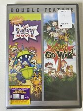 The Rugrats Movie   Rugrats: Go Wild (DVD Double Feature) Free Shipping