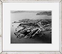 Photo: Hunters Point Naval Shipyard, Drydock No. 4, San Francisco, California, C