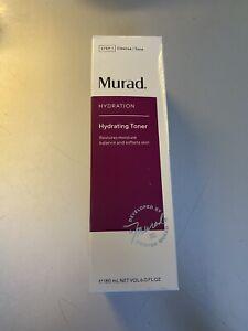 Murad Hydration Hydrating Toner 6oz NEW FREE SHIPPING