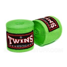 Twins Special Hand Wraps Elastic Cotton 5M Handwraps Boxing Muay Thai MMA