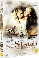 Siberiade - Region 2 Compatible DVD (UK seller!!!) Natalya Audreychenko NEW