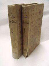 M1 - LE DIABLE BOITEUX par LESAGE   2 volumes - 1821