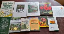 Konvolut Buchpaket Blumen Garten Zimmerpflanzen Heilkräuter (a103)