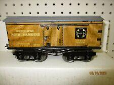 Ives Prewar O Gauge 64396 Santa Fe Box Car