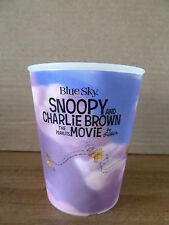 CUP - Snoopy & Charlie Brown Movie Collectible Plastic Cup