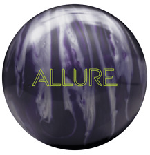"New Ebonite Allure Pearl Bowling Ball   16#2oz Top 2.7oz Pin 3-4"""
