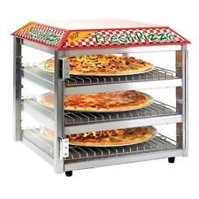 Tomlinson Industries 1023226 513Fc Three Shelf Pizza & Snack Display Case 120v