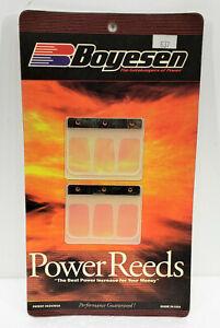 Boyesen Dual-Stage Power Reeds Suzuki RM250 RMX250 LT500R Quadzilla P/N 637 New