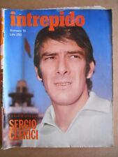 INTREPIDO n°18 1975 Sergio Clerici Tessa Dahl I Beano Gianni Di Marzio   [G360]