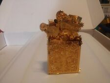 Danbury mint 1997 christmas ornament bag of toys