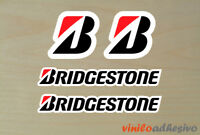 PEGATINA STICKER VINILO Bridgestone autocollant aufkleber adesivi