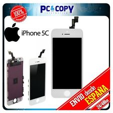 Pantalla LCD RETINA + Tactil completa para iPhone 5C BLANCO SCREEN CALIDAD A++