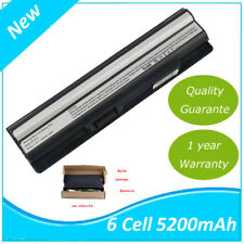 5.2Ah Batterie f MSI CR650 CX70 CR70 GE60 GE70 GP60 GP70 BTY-S14 BTY-S15 BTY-M6E