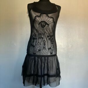 Vintage INTIMISSI Love & Peace Dress New With Tags **RARE**