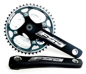 FSA Gamma Drive 19mm Mountain Bike Triple Crankset 170mm 44/32/22t 9/10s + BB