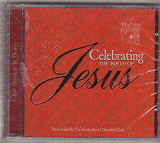Celebrating the Birth of Jesus: Canterbury Cathedral Choir; ON SALE + bonus CD!