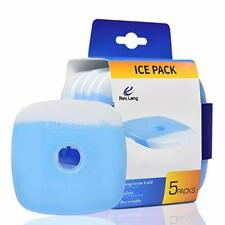 New listing Cold Ice Freezer Pack for Lunch Box/Bag Original Cool Healthy Reusable Xx-Small