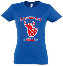 Hackensack B Damen T-Shirt Brewster's Team Logo Millions Brewster Mannschaft