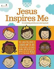 Jesus Inspires Me : An Enriching Activity and Coloring Book by Missi Jay...