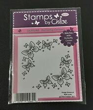 Stamps by Chloe, Butterfly Corners