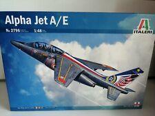 Alpha jet A/E 2796 italeri Aereo militare 1/48 caccia addestramento francese