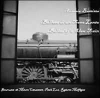 Ballata di un treno lento-Ballad of a slow train  di Antonio Buttitta,  2013- ER