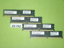 MICRON MT36HTF25672PY-667D1 Server DDR2 SDRAM 4x 2GB#kz-732 Tray 1
