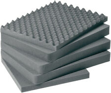 Complete SOLID Replacement foam for Pelican 1610 - 3 middle SOLID pieces.
