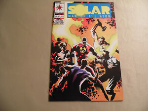 Solar Man of the Atom #24 (Valiant 1993) Free Domestic Shipping