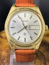 "Vintage WristWatch RAKETA ,,Rolex"" USSR  Mechanical Soviet watch 2628.Н #1185"