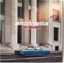 ASTONVILLA : JOY MACHINE - [ CD ALBUM PROMO ]