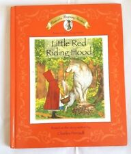 Little Red Riding Hood Readers Digest Young Families Hardcover 2003 C Perrault