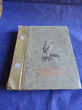 SCARCE VINTAGE C FARLOW ADVERTISING FISHING CATALOGUE CIRCA EARLY 1920'S