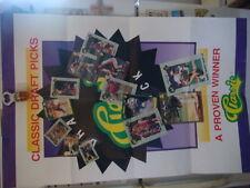 1991 CLASSIC DRAFT PICKS POSTER