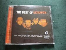 The Best Of Ultravox CD.Sleepwalk,Vienna,The Voice,Hymn,We Came To Dance.Waiting