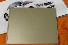 2009 MAYBACH INSPIRATIONS brochure - Landaulet 57 62 - hardcover book Prospekty