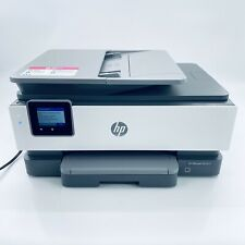 HP OfficeJet Pro 8025 All-in-One Wireless Printer Copy Scan Fax USD/2Q18Q **READ