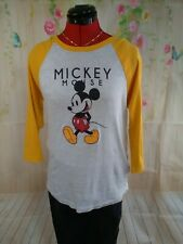 Women's Disney size 14/16 Mickey mouse t shirt