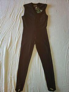 NWT SIMMS Guide Polartec Fleece BIB Pants Extra Warm Size MEDIUM Black NEW