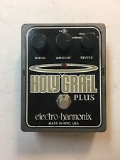 Electro Harmonix XO Holy Grail Plus Digital Reverb Guitar Effect Pedal EHX