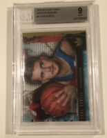 RARE🔥 LUKA DONCIC 2018/19 COURT KINGS RC ROOKIE ACETATE MAVERICKS #9 BGS 9 MINT