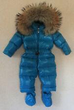 Moncler NEW JEAN Down Baby Snowsuit size 9/12 months