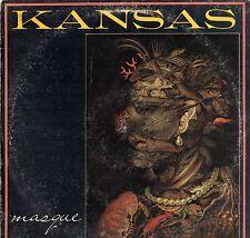 Kansas, Vinyl LP, Kirshner Records, 1975, PZ 33806, Masque