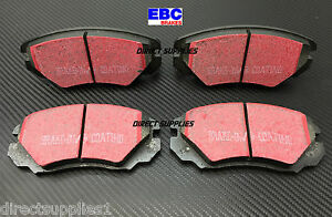 VAUXHALL Insignia EBC Ultimax Brake Pads Front (Set) DPX2013 2008-