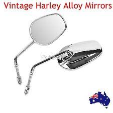 Motorcycle Rear View Mirrors HARLEY XL883C XL883N XL883L SPORTSTER VROD chrome