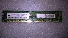 Memoria SDRAM Micron MT4LSDT864AG-10EB1 64MB PC100 100MHz CL2 168 Pin