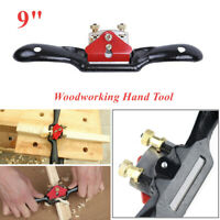 9inch Woodworking Blade Cutting Trimming Manual Planer Plane Deburring Hand Tool